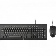 TECLADO HP C/MOUSE COM FIO C2500