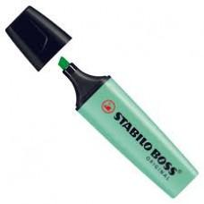 Marca Texto 70-116 Stabilo Boss - Verde Pastel