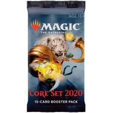 CARD MAGIC MTG COLECAO BASICA 2020 BOOSTER