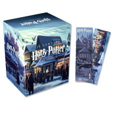 Coleção Harry Potter 7 volumes 1 Ed Marcadores Exclusivos