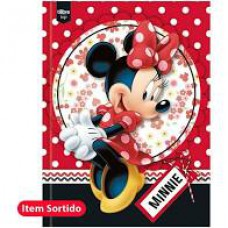 CADERNO 048 CD TOP TILIBRA MINNIE 149861
