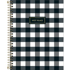CADERNO 080 CD TILIBRA WEST VILLAGE 2295