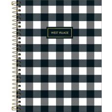 Caderno Espiral Colegial West Village CD 160F
