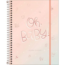 Agenda Espiral Free Pin Mommy M7 Multicor
