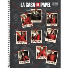 CADERNO 160 CD LA CASA TILIBRA 293831