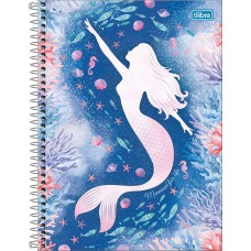CADERNO 080 CD TILIBRA WONDER 294306