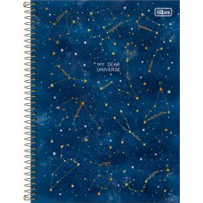 CADERNO 160 CD MAGIC TILIBRA 294357