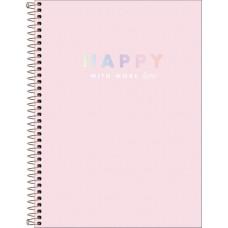 CADERNO 080 HAPPY TILIBRA 30543