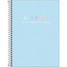 CADERNO 256 TILIBRA HAPPY 305464