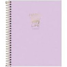 CADERNO 160 TILIBRA CD HAPPY LS 306983