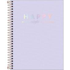 CADERNO 80 COLEGIAL HAPPY LS 306991