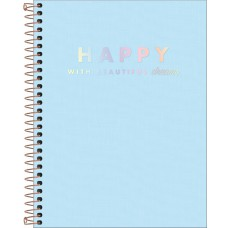 CADERNO 160 CD HAPPY TILIBRA 307033