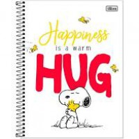 CADERNO 80 CD SNOOPY TILIBRA 308234