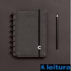 Caderno Inteligente 80F A5 Black
