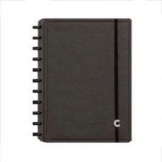 Caderno Inteligente 80F Médio Black