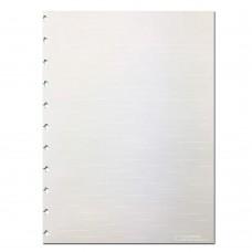 Refil Caderno Inteligente Pautado Linha Branca - G 90g