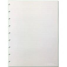Refil Caderno Inteligente Pautado Linha Branca - M 90g