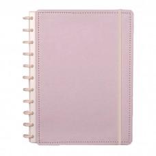Caderno Inteligente 80F Grande Pastel Lilás