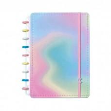 Caderno Inteligente 80F Médio Candy Splash
