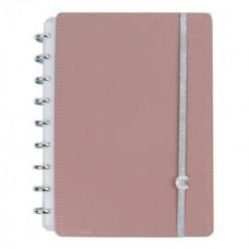 Caderno Inteligente 80f Medio Chic Nude