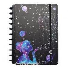 Caderno Inteligente 80f G Poeira das Galáxias