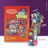 Kit Envelopes com Cromos - Luccas Toom