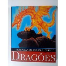 Desenhando Passo A Passo Dragões