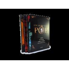 Box - Edgar Allan Poe - 03 Volumes