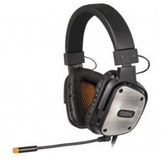 HEADSET OEX ARMOUR PRETO HS403