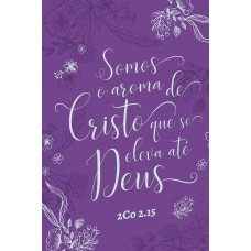 BIBLIA NVT LG CAPA SOFT TOUCH - AROMA DE CRISTO
