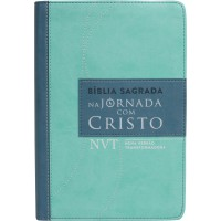 Bíblia Sagrada - Na Jornada com Cristo - Verde