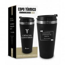 Copo Térmico 450ml - Curso Ciências Contábeis
