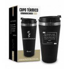 Copo Térmico 450ML - Curso Odontologia