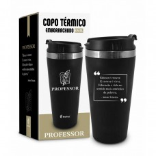 Copo Térmico 450ml - Curso Professor