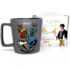 Caneca Cerâmica 400ml  - Harry Potter Hogwarts