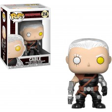 BONECO FUNKO POP DEADPOOL CABLE 3