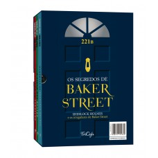 Os segredos de Baker Street - Box com 3 Livros