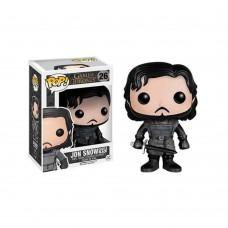 Boneco Funko POP Game of Thrones - Jon Snow Castle Black 26