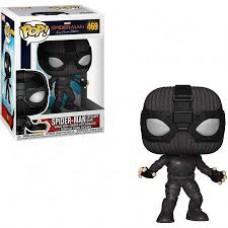 BONECO FUNKO POP SPIDER MAN BLACK 469