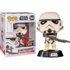 Boneco Funko POP Star Wars - Sandtrooper 322