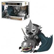 Boneco Funko POP The Lord of the Rings - Witch King on Fellbeast 63