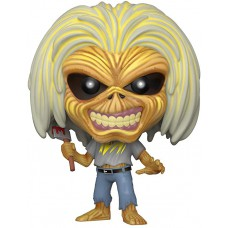 Boneco Funko POP Iron Maiden - Killers Eddie 144