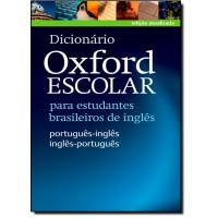 Dicionario Oxford Escolar New Ed Revisada