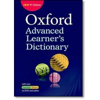Oxford Advanced Learners Dict W Dvd & Onl Access Code 9Ed