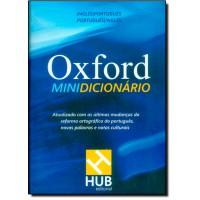 Minidicionario Oxford - Portugues/ Ingles|Ingles/Portugues