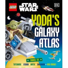 LEGO Star Wars Yoda''''s Galaxy Atlas (Library Edition)