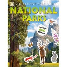 Sticker Encyclopedia National Parks