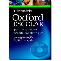 Dicionario Oxford Escolar W Cdrom New Ed Revisada