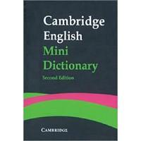 New Cambridge English - Mini Dictionary