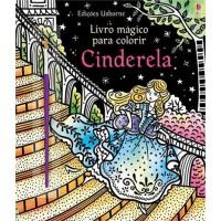 Cinderela Livro Mágico Para Colorir